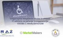 Crowdfunding kampanja – Besplatni IT treninzi za jačanje kapaciteta osoba s invaliditetom u BiH