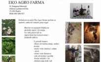 """Projekt PPMG - Promocija najuspješnijih  - """"Eko agro farma"""""""