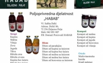 """Projekt PPMG - Promocija najuspješnijih - Poljoprivredna djelatnost """"Habab"""""""
