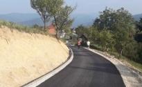 Završetak sanacije putne infrastrukture u naselju Brižđe u Željeznom Polju